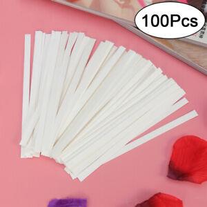 100x Duftstreifen Riechstreifen Parfüm-Teststreifen Duft Papierstreifen Öle Test