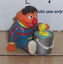 Vintage Sesame Street Ernie PVC Figure VHTF Rare #4