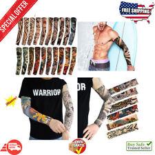 Juego De Tatuajes Temporales Antebrazo Manga Tattoo Diseño Tribal Dragón Cosplay