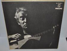 FELIX LECLERC: Self Titled LP Record B-77801 Philips French