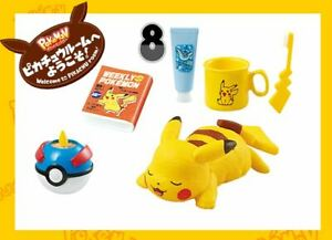 Re-ment Miniature Pokemon Welcome to Pikachu Room RARE No.08