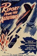 Report from the Aleutians 1943 War, Documentary  DVD