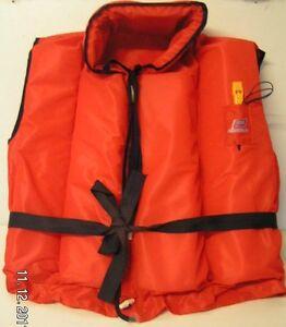 Plastimo Life Jacket, Buoyancy Aid.