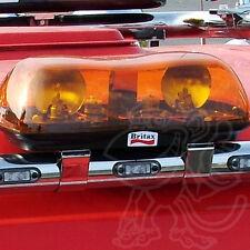 "Britax Aerolite 0.4m 16"" Emergency Recovery Flashing Amber Beacon Bar A421.00"