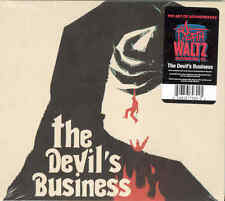 The Devil's Business CD OST Death Waltz Justin Greaves Crippled Black Phoenix