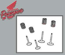 NEW GENUINE HONDA VALVES & SPRINGS SET 2004-2006 CRF250R CRF250