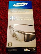 AUTHENTIC Samsung 3D Active Glasses SSG-3100GB , Brand New In Box .
