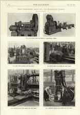 1914 Electric Driving Of Machine Tools 2 Mather Platt