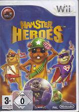 Hámster Heroes (Nintendo Wii)