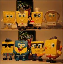 TOLLES SpongeBob SquarePants 8er Set - RIESEN McDonald's SpongeBobs !!! NEU !!!