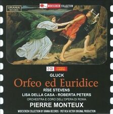 Orfeo ed Euridice, New Music