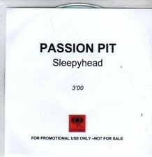 (BR954) Passion Pit, Sleepyhead - DJ CD