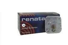 Renata Watch Battery 394 replaces(SR936SW) 1.55v
