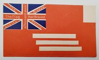 """Antique 1898 Canadian """"The Flag that Braved the Battle & the Breeze.."""" Envelope"""