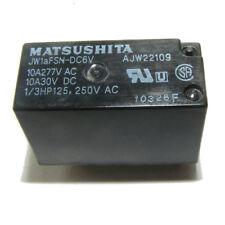 JW1AFSN-DC6V Coil 6Vdc Matsushita Relay