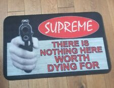 Rare FW17 Supreme Welcome Mat