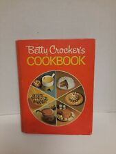 Vintage 1969 Betty Crocker's Cookbook  S44