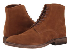 Frye Men's Chris Lace Up Sz US 13 M Copper Oiled Suede Boots $328.00