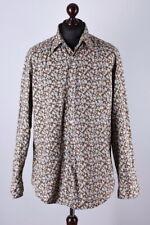 Boden Floral Long Sleeve Shirt Size L