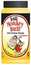 New - Anti Monkey Butt Travel Size Powder Plastic 1.5 Oz - Free Shipping
