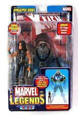 X-23 Marvel Legends Apocalypse Series Black Costume ToyBiz NM BEAUTY