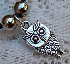 CUTE  ~  LITTLE  ~ OWL  ~   NECKLACE   -- (GREAT_CHRISTMAS_GIFT)