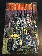 The Terminator#2 Awesome Condition 8.0(1990) Original Series!!