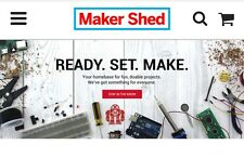$75.00 In MakerShed Gift Certificate Codes