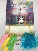 Takenoko Promo Kit - Asmoplay VERY RARE PrePainted Figures, 3 Color Cloth Bags +