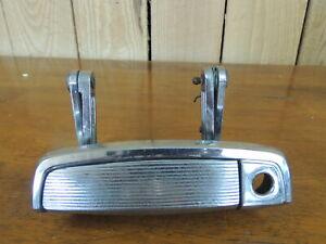 1960-1964 Dodge Desoto Front Outer LH Door Handle, Chrome, 1884417, 880 Mopar