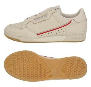 Adidas Men Originals Continental 80 Shoes Running Beige GYM Sneakers Shoe BD7606