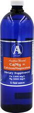 Calcium Magnesium 32oz. - Liquid Mineral Blend