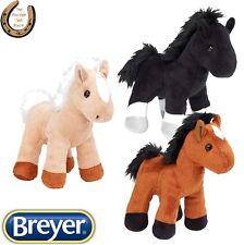 Set of 3 Breyer Little Bits Beanies - Cuddly Soft Toys – Magic, Star & Tilly