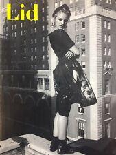 Lid Magazine Madonna  Marlyn Monroe Issue 9
