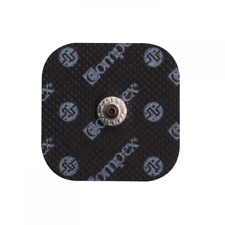 Compex Easy Snap Electrodes 2in x 2in for Edge, Performance, Sport Elite, Wirele