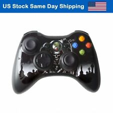 Decal Cover Vinly Sticker for Xbox 360 Controller Skin Reaper Black Accessory