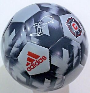 Bastian Schweinsteiger Signed Chicago Fire Soccer Ball w/COA Germany