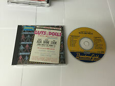 Various - Guys & Dolls - Various CD GUYS DOLLS 008811030124