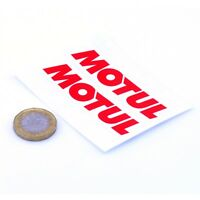 Motul Oils Sticker Car Vinyl Decals 75mm Race Rally Motorcycle Tuning