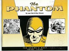 The Phantom: The Shark's Nest,reprints of Dailies from 1938,Pre owened.