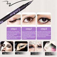 2 Colors Waterproof Beauty Makeup Cosmetic Eye Liner Pencil Liquid Eyeliner Pen