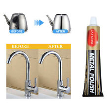 50ml Autosol Metal Polish Paste Rust Remover Chrome Cleaner For Car/Bike X5t
