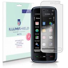 iLLumiShield Anti-Glare Matte Screen Protector 3x for Nokia 5800 XpressMusic