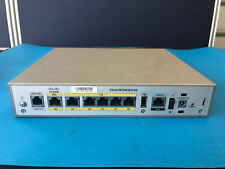 Cisco 867VAE-W-A-K9 Wireles Router with VDSL2/ADSL2+ over basic tel service