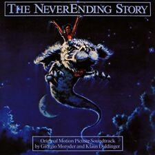 GIORGIO MORODER  KLAUS DOLDIN - NeverEnding Story  Original S [CD]