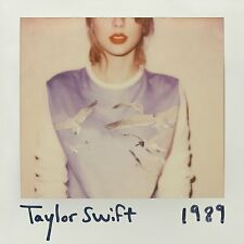 Taylor Swift 1989 (2014) CD FREE SHIPPING