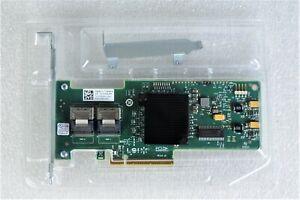 W8J8X 0W8J8X SAS9210-8I DELL PERC H200 SAS 6GB/S RAID CONTROLLER W/ BOTH BRACKET