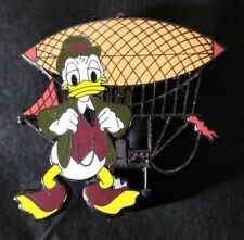 Disney Donald Duck Museum of Pin tiquities Flying Machines LE WDW Pin