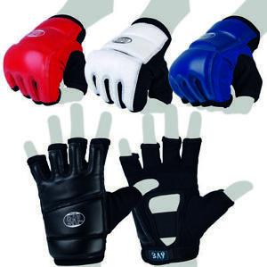 BAY® Taekwondo Handschuhe WTF Handschuh Handprotector TKD Tae Kwon Do Taekwon Do