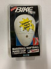 Vintage Adult Athletic Baseball Cup And Supporter White Size Large BIKE NEW